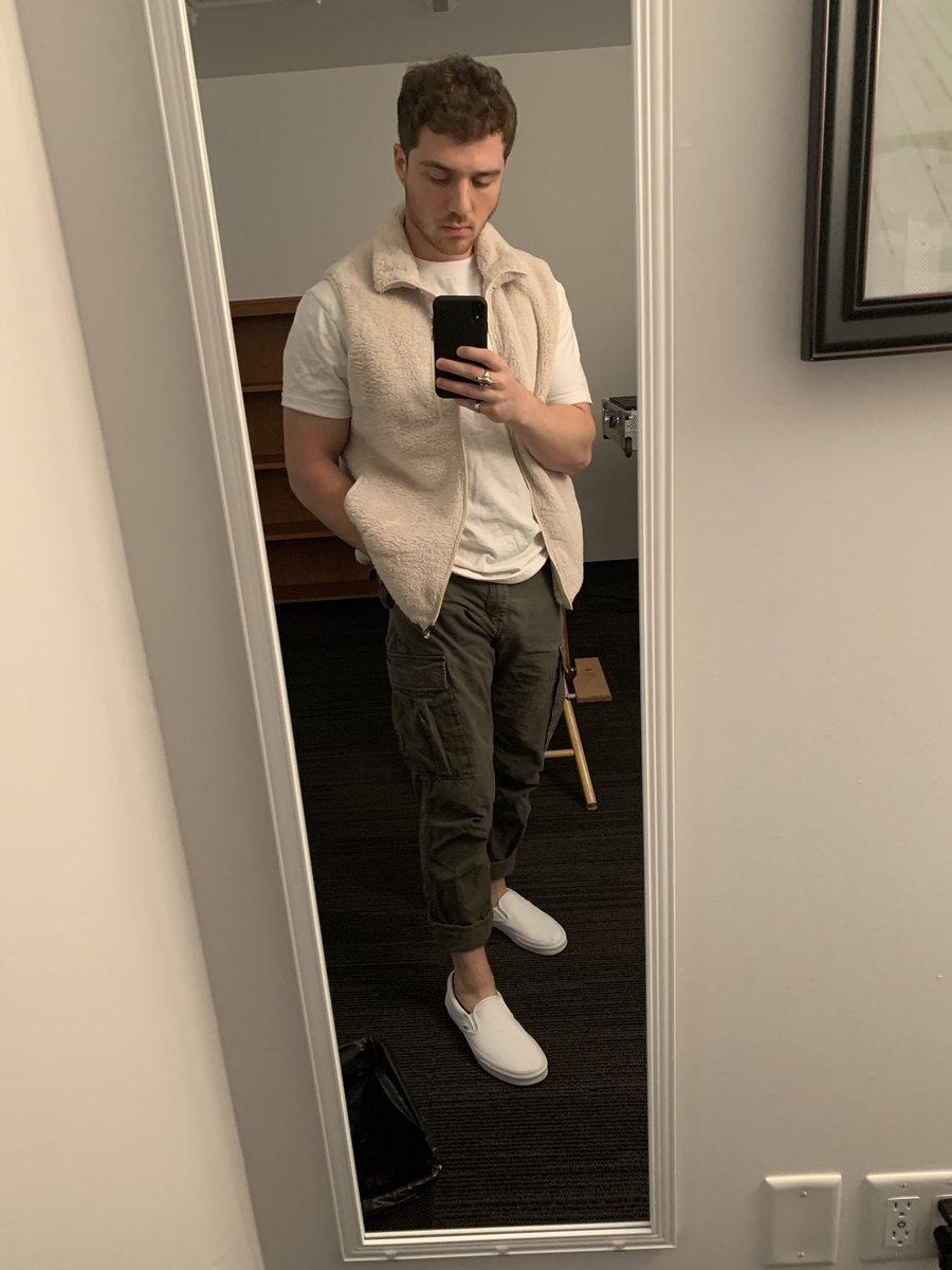 fit check... fellas how we feeling about this one