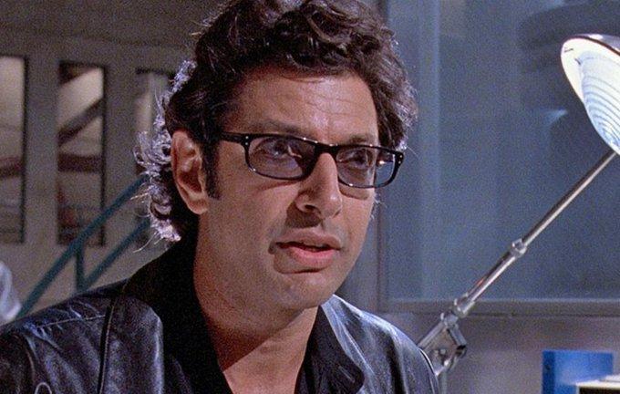 Happy 67th birthday to Jeff Goldblum!