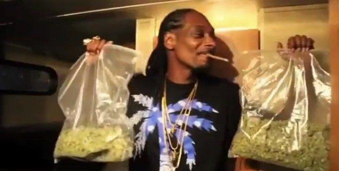 Buff Buff Happy Birthday Snoop..