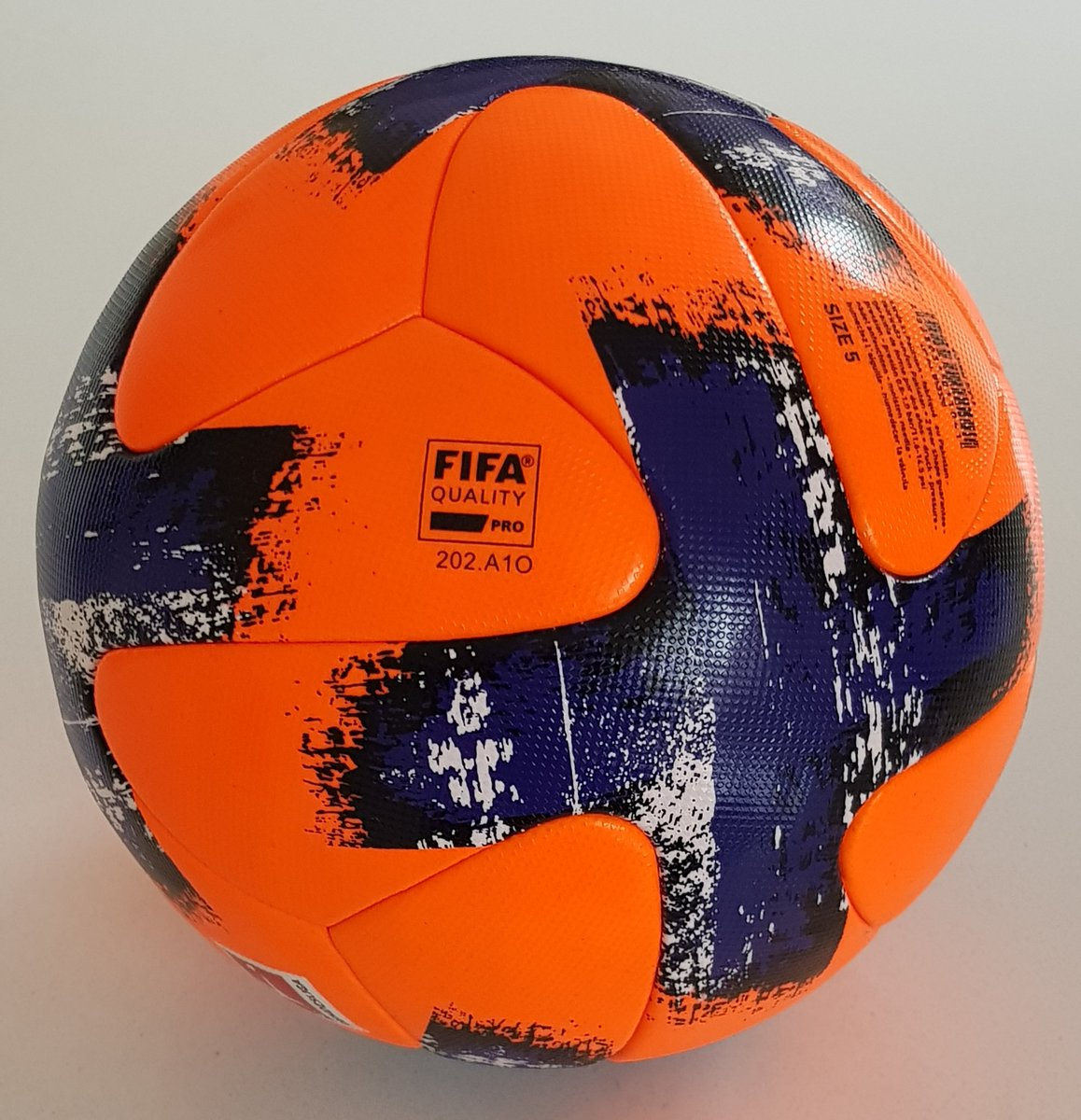 NEW ADIDAS TORFABRIK OFFICIAL MATCH SOCCER BALL A Team