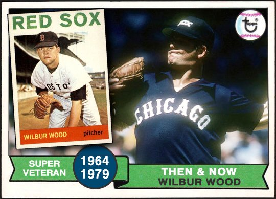 Happy 78th Birthday to former knuckleballer Wilbur Wood!!!