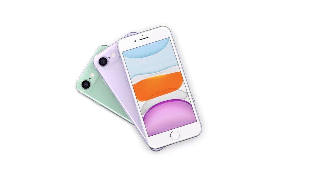 The iPhone SE 2 Begins to Take Shape #applenews idropnews.com/rumors/the-iph…