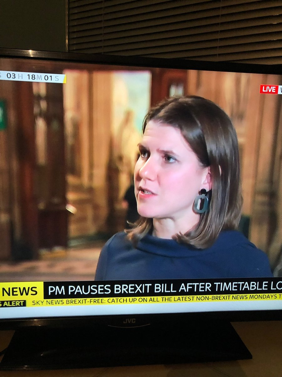 RT @RealNatalieRowe: She skipped over Boris and his failures as fast as a Whippet, then BLAMED LABOUR. #JoSwindleson https://t.co/7qvKv7YoEJ