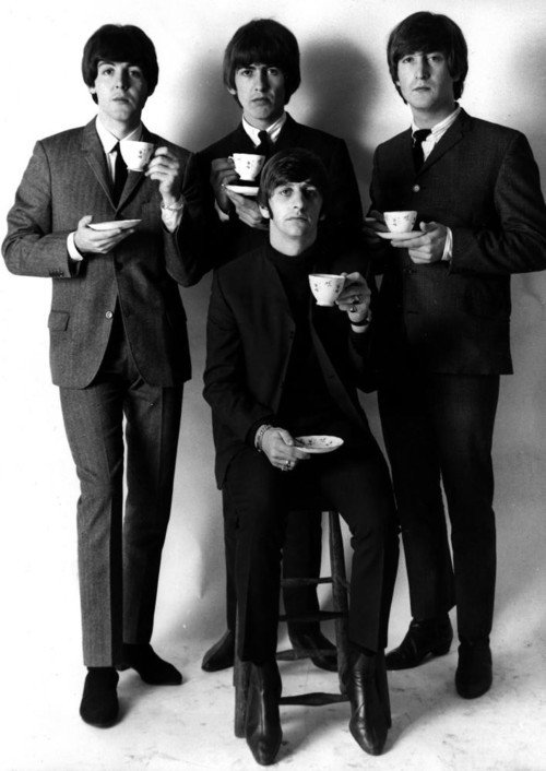The #Beatles