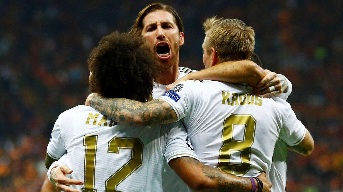 Video: Galatasaray vs Real Madrid Highlights