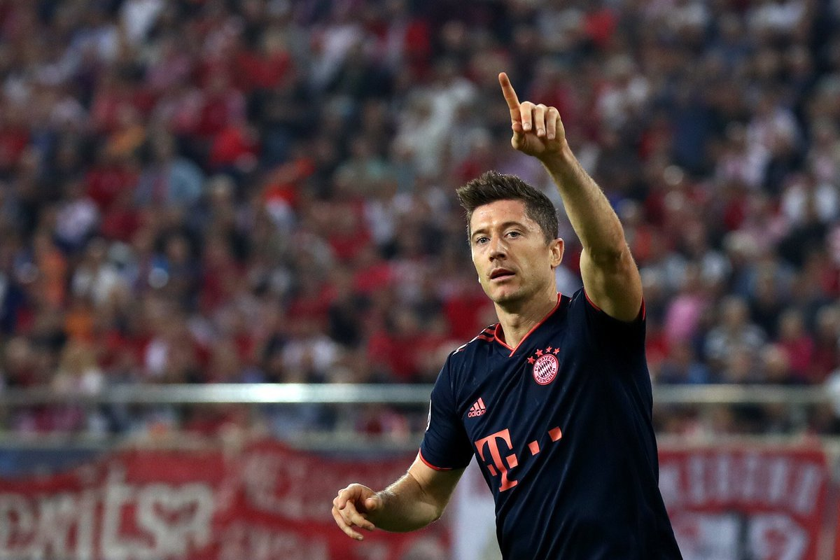 Video: Olympiakos Piraeus vs Bayern Munich Highlights