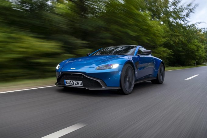 RT @roadshow: The 2020 Aston…