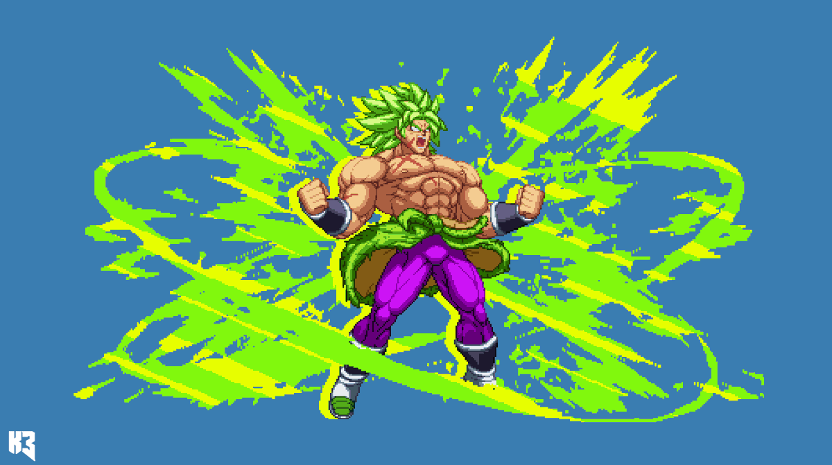 Kercy On Twitter Broly Finished Broly