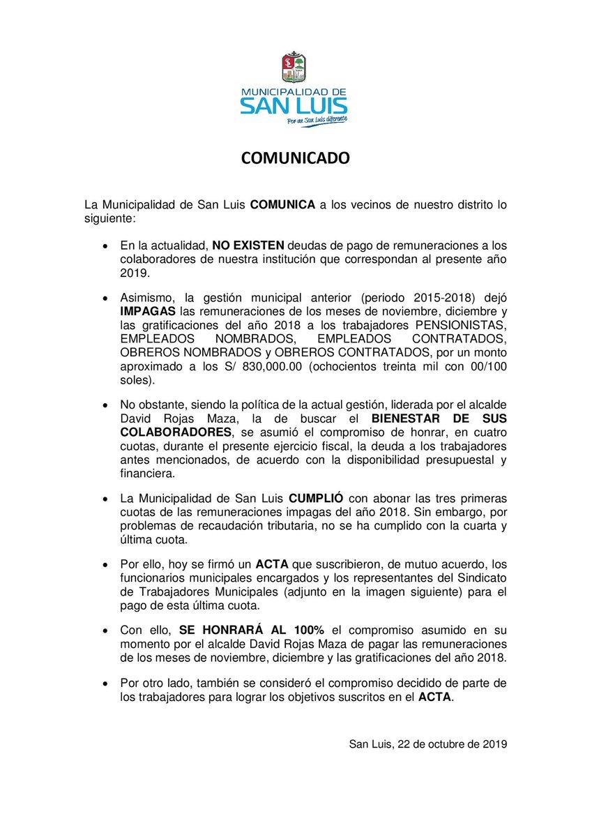 municipalidad de rojas consulta de deudas