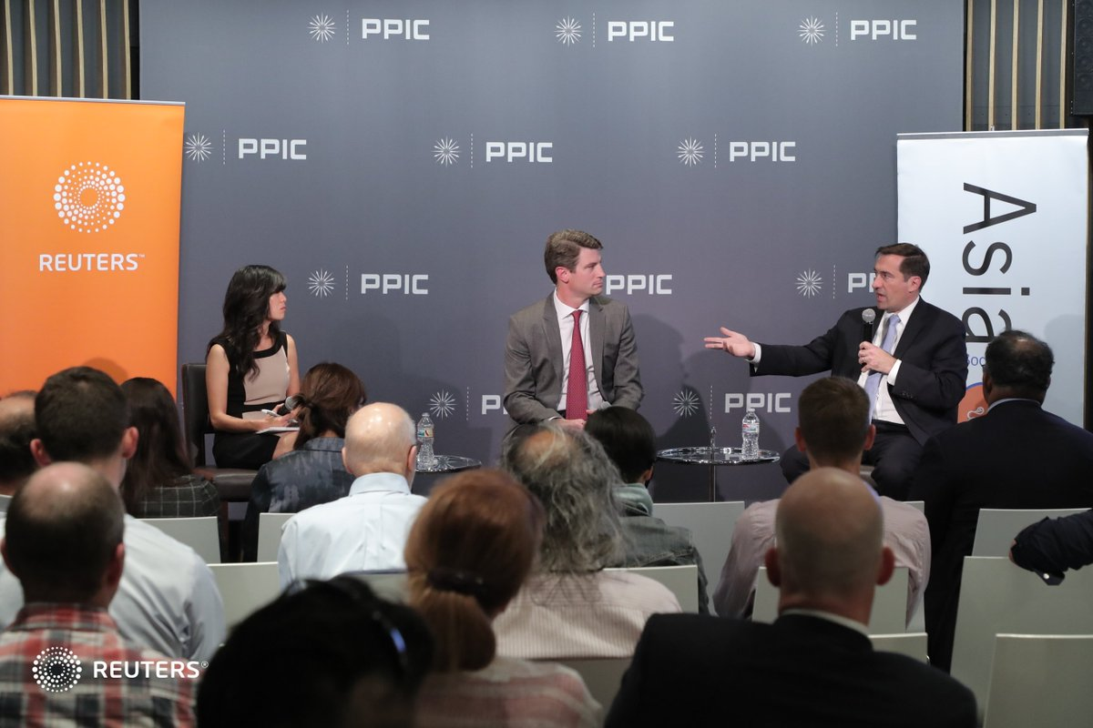 .@Breakingviews @GinaChon sits down with John Demers and Brent McIntosh to discuss how Washington's new paradigm on China is affecting Silicon Valley, from overseas investments to intellectual property protection to trade #ReutersLive https://t.co/VfjTaqIsYw