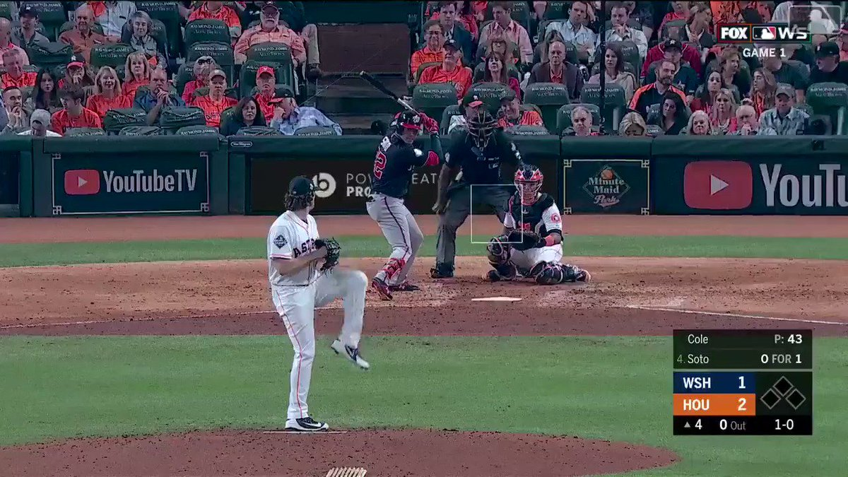World Series Game One Was A Thriller. Here Are The Highlights