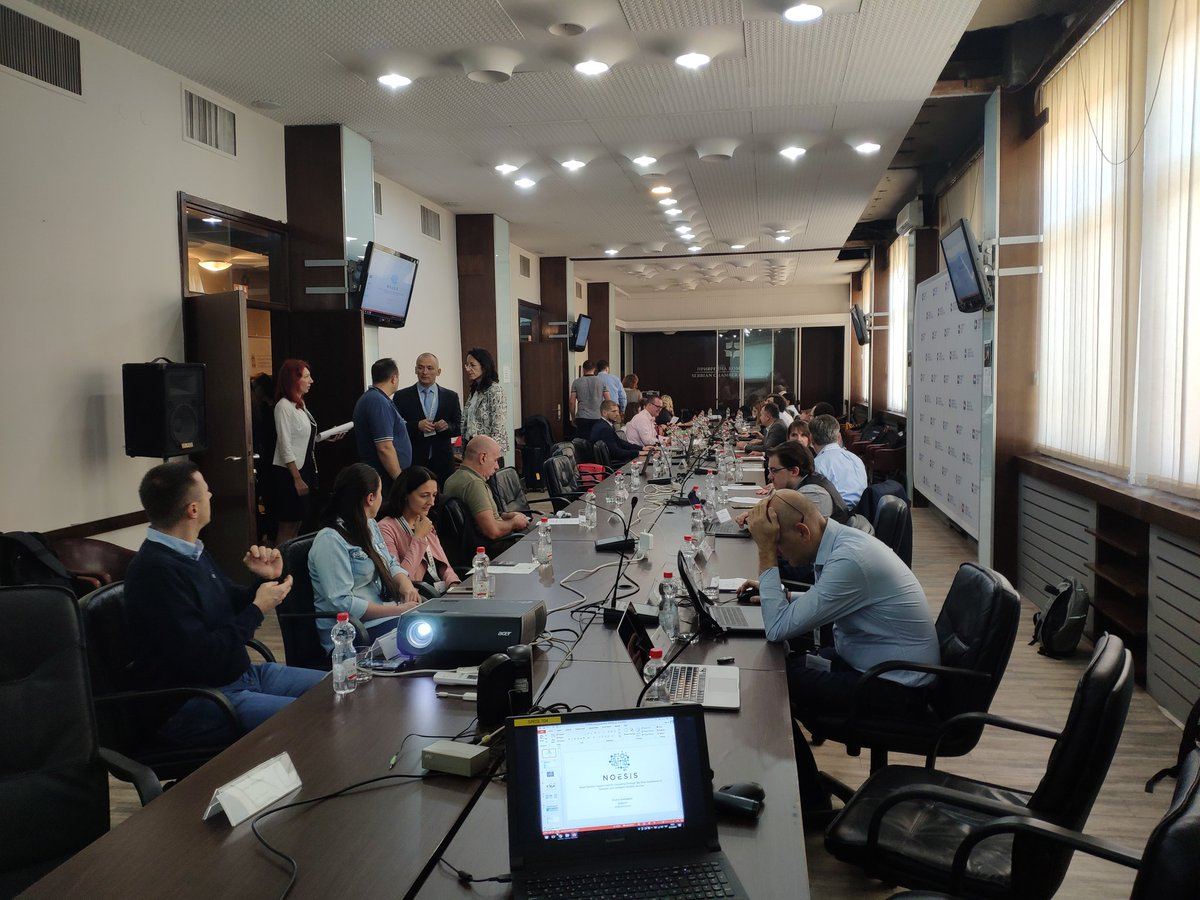 test Twitter Media - Getting ready for our final event in Belgrade. Today we present our main findings to key stakeholders.  #bigdata #transport https://t.co/hyriQkoTGh