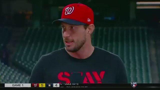 @MLBNetwork's photo on Scherzer