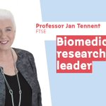 Our new Fellow @BioMedVicCEO Professor Jan Tennent FTSE is an exceptional advocate for biomedical research and commercialisation in Australia. 🏥 She is CEO of @BioMedVic. Find out more: https://t.co/83JffvN2aU #NewFellows2019 @UROP_Biomedvic.