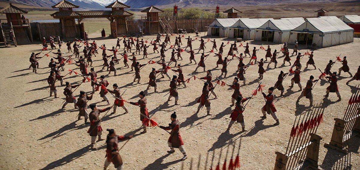 Guarda Mulan 2020 Streaming Ita Altadefinizione Mulan Ita Twitter