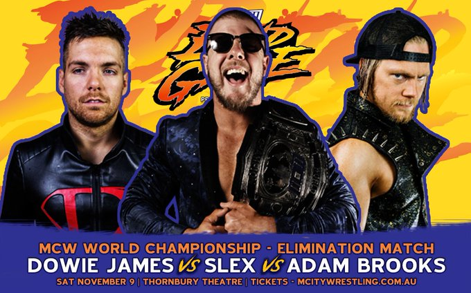 #Preview: MCW Presents End Game