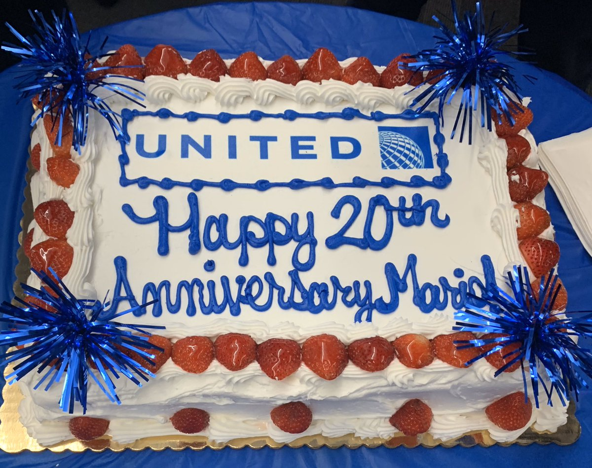 Happy 20th Anniversary Mario! Truly one of the good guys. Thanks for being special and making our day better. @weareunited @bcstoller_ual