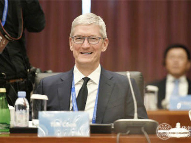 アップルの最高経営責任者であるティム・クック氏が、中国の清華大学経済管理学院の顧問委員会議長に任命された。