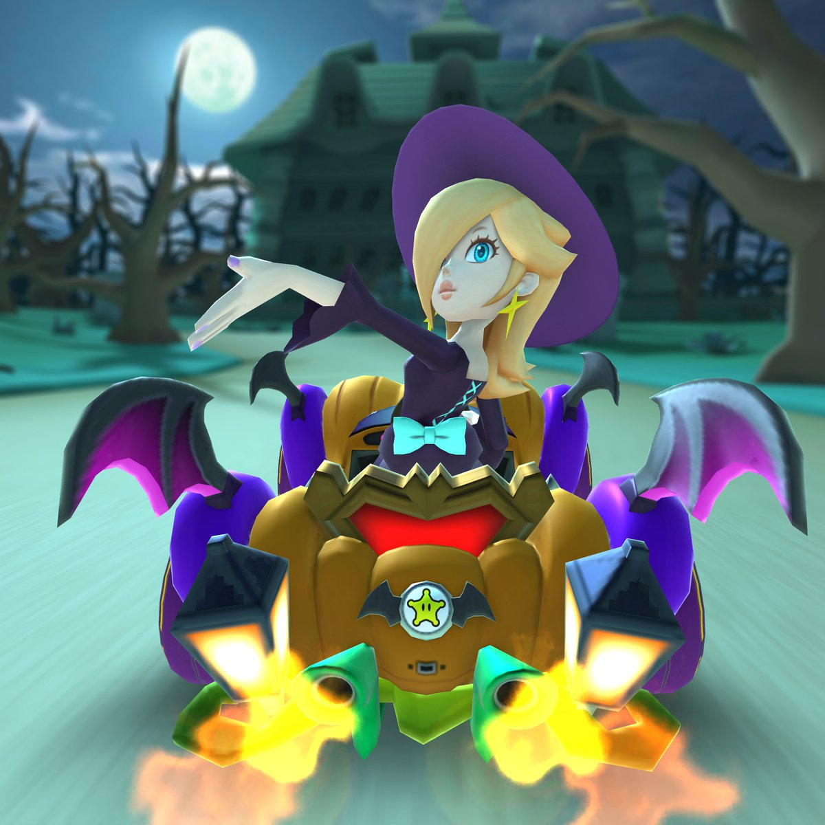 Mario Kart Tour On Twitter Boo Halloween Tour Is Here A Slightly Spooky Halloween Themed Tour Is Now