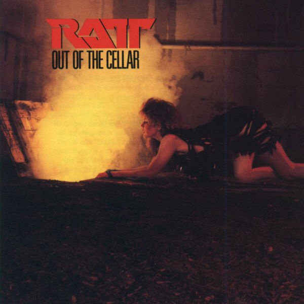Wanted Man from Out Of The Cellar by Ratt  Happy Birthday, Bobby Blotzer