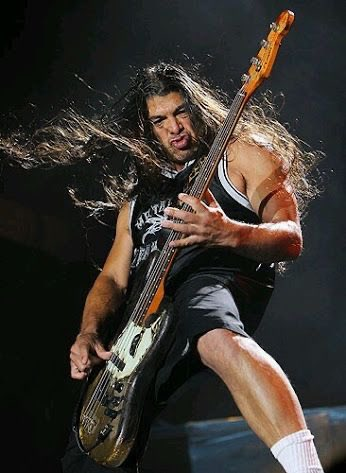 Happy Birthday ROBETRUJILLO of Metallica