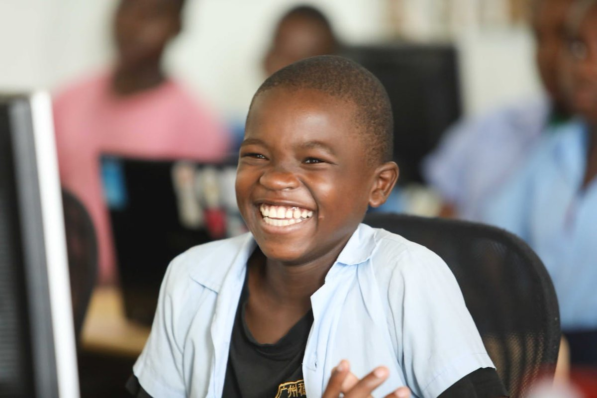 """Africa Code Week on Twitter: """"""""To every child – I dream of a world ..."""