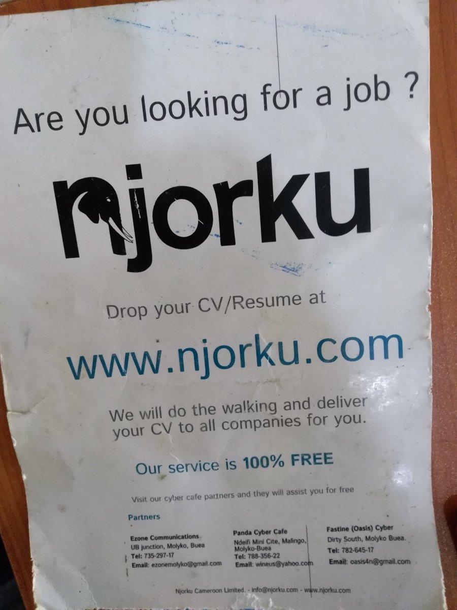 Genesis of #Njorku marketing 101 @njorku https://t.co/kUMFeNKjjH