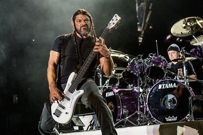 Happy Birthday Robert Trujillo ! Le bassiste de fête ses 55 ans aujourd\hui