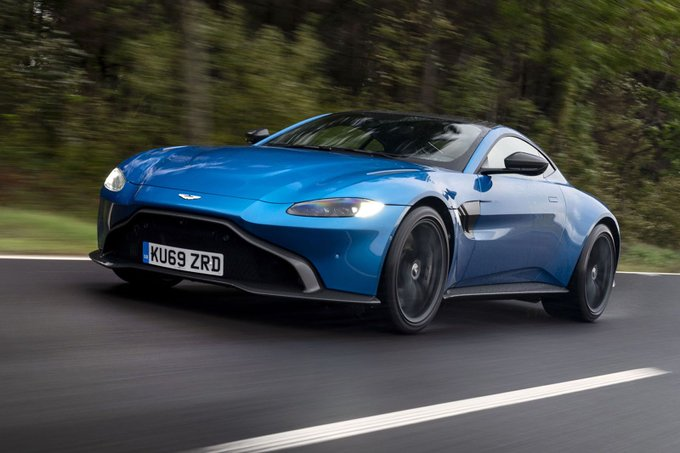RT @autocar: Giving the @astonmartin…