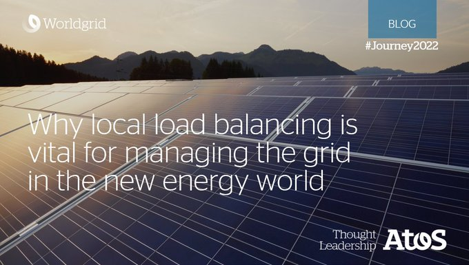 Why local load balancing is vital for managing the grid in the new energy...