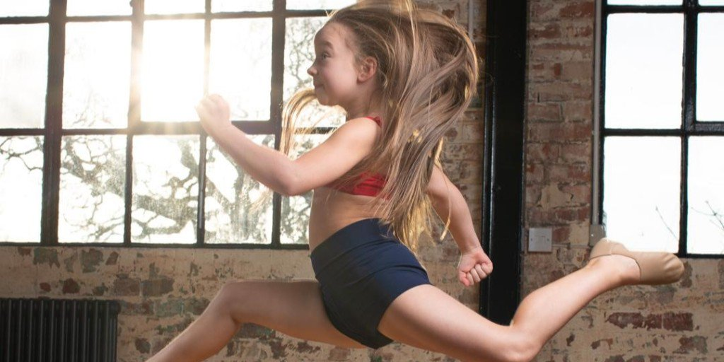 Capezio Dance Leap