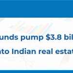 PE funds pump $3.8 billion into Indian real estate News👉https://t.co/cZwO01UKro 💙FollowUs👇 ✅Facebook👉https://t.co/tlTVZ4LpgC ✅YouTube👉https://t.co/6BEykx8TIS ✅Instagram👉https://t.co/6P0zay3YIh ✅Website👉https://t.co/v9yQPzh97G #realestate #privateequity #Daycosecurities