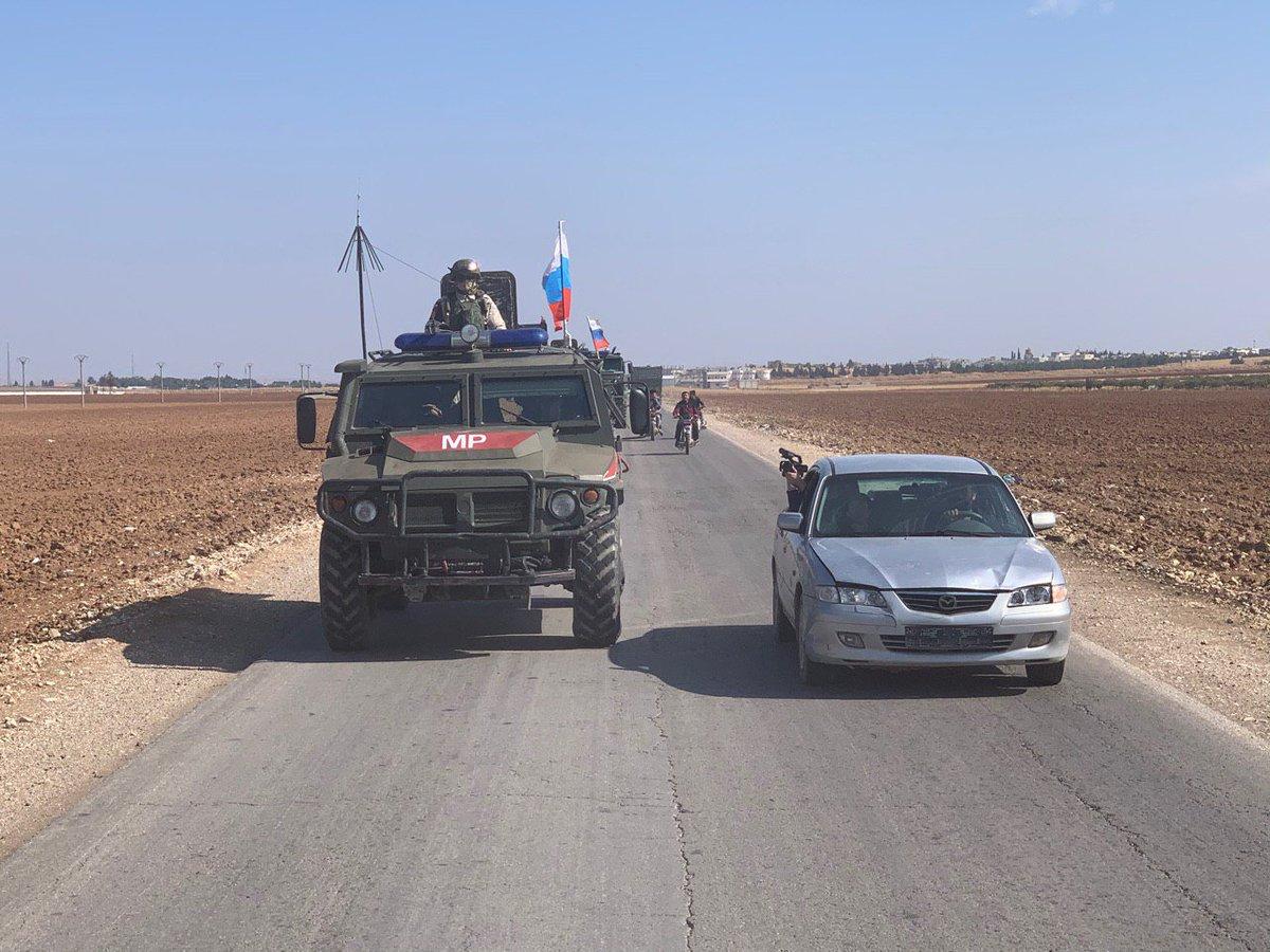 За покупками в Кобани