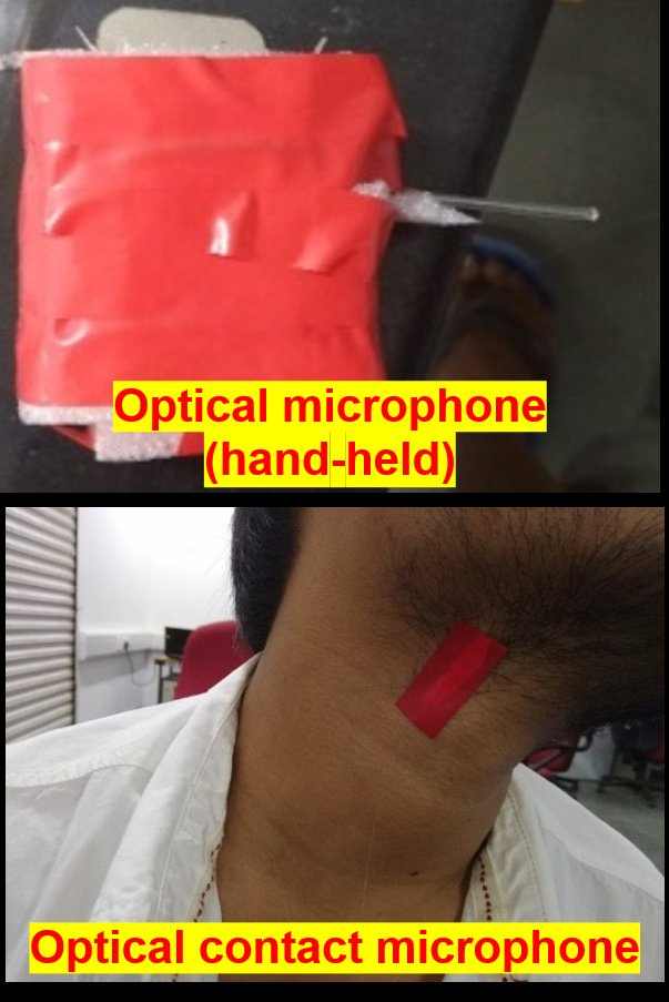 IITGN PhD Scholar wins 1st prize from DRDO for developing high-sensitivity optical contact microphone for all defence forces