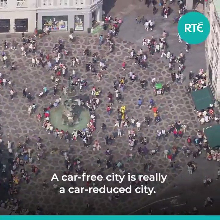 What would the car-free city of the future look like - and how do we achieve it? @ellamcsweeney @doccer @WeAreTUDublin & @fromgalway @nuigalway cut through the traffic on the Brainstorm radio show @RTERadio1. Listen back at https://www.rte.ie/brainstorm/2019/0815/1069006-reclaiming-the-streets-from-the-car/…