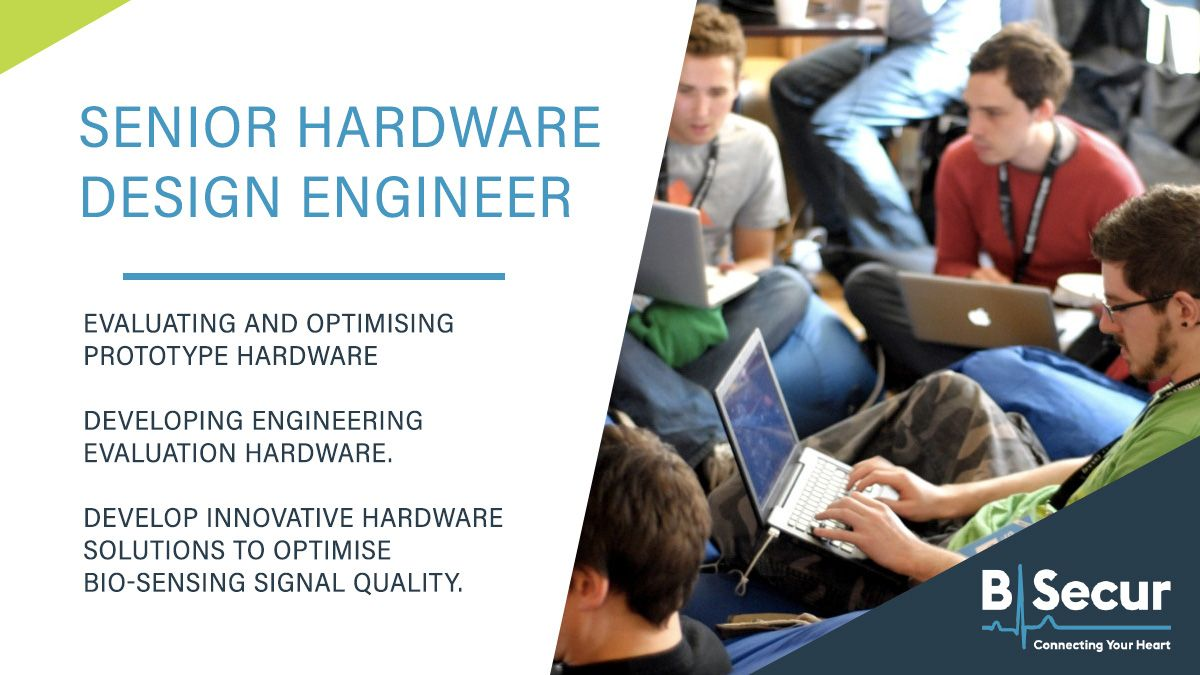 B Secur On Twitter New Job Alert We Re Hiring Are You A Talented Senior Hardware Design Engineer Looking To Join A Dynamic Team Undergoing Great Growth Based In Belfast Take A Look At