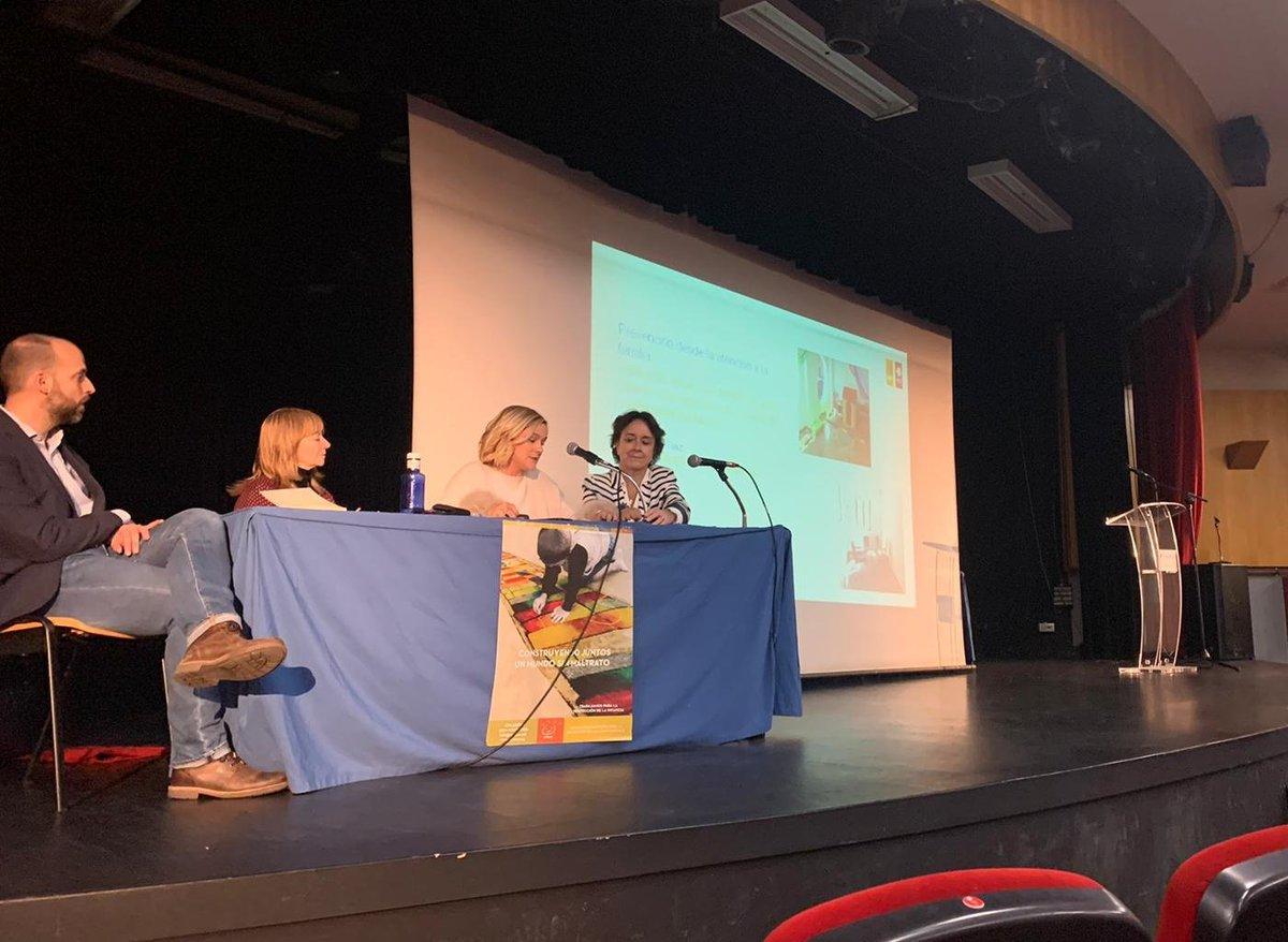 test Twitter Media - @ComunidadMadrid @MADRID 📢Interviene como ponente la directora en Madrid de  @abd_ong, Laura Piñeiro, en la conferencia 'Prevención desde la atención a la familia' sobre los proyectos #CasaGrande y #CentrosApoyoFamilias  ⬇️ https://t.co/LR0eHHdrVc