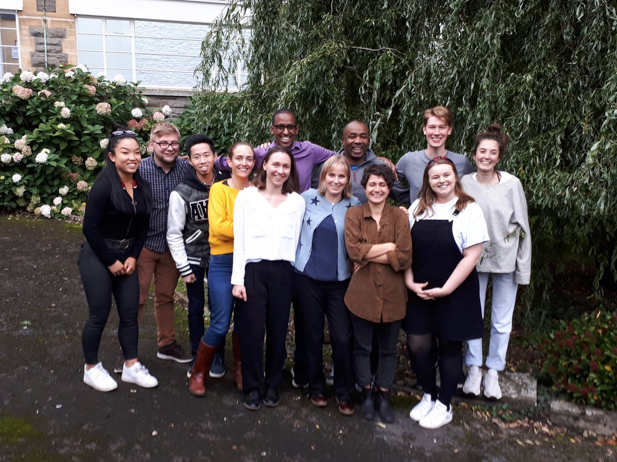 The final cohort of MSc Radiotherapy and Oncology cohort has finished. Good luck all, you have been amazing. We wish you well in the #radiotherapy profession. @UWE_AHP @Angie_RadOnc @TuckeyMandy @SCoRMembers @jstjohnmatthews @vj9c
