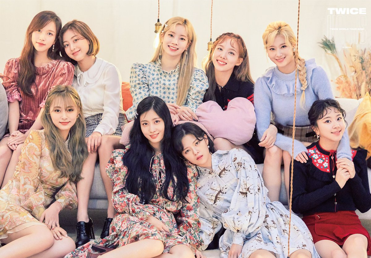 Sk On Twitter Songs Twice Added To Twicelights Japan