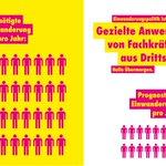 Image for the Tweet beginning: Deutschland braucht Fachkräfte, dafür setzt