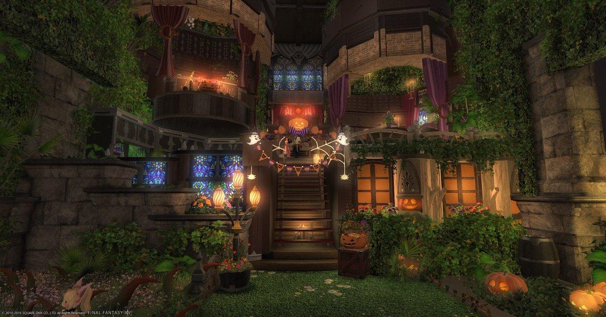Noraさん(@norakiba)のハロウィンのお家に行ってきましたっぺ🎃✨うおお❗️凄いっぺ\(ˊᗜˋ*)/カボチャ畑があるー😆✨お墓もカッコイイ❗️どこ見ても凄いっぺ💡✨