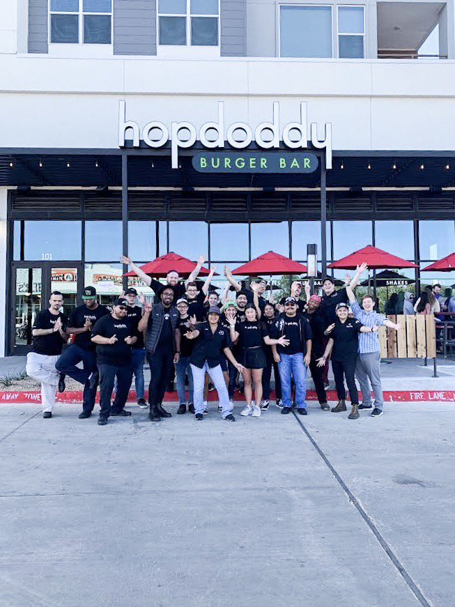 Hopdoddy Burger Bar On Twitter San Marcos Hopdoddy Is Now Open Hopdoddy San Marcos Is Located At 200 Springtown Way Suite 101 Open Daily Starting At 11 A M Sending