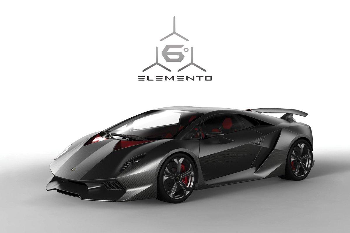 Lamborghini připojte