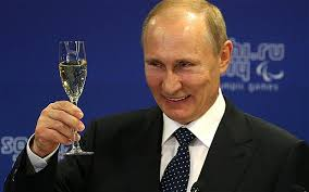 @WhiteHouse @realDonaldTrump #Putins  #Employee of the #Year  #Donald #toyboy #Trump  for installing #Russia as main power in the middle East and #New #Partner of #Turkey  by the way a ..former.. #Nato Partner  #America #Alone   #China and #Russia great again