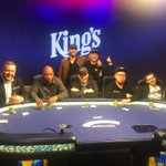 Image for the Tweet beginning: What a final table of