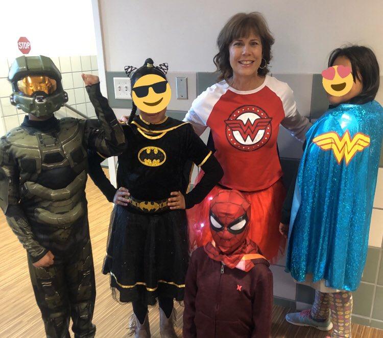Super Heroes @CBEBears don't do drugs! #risdace #Risdsaysomething #risdgreatness #redribbonweek
