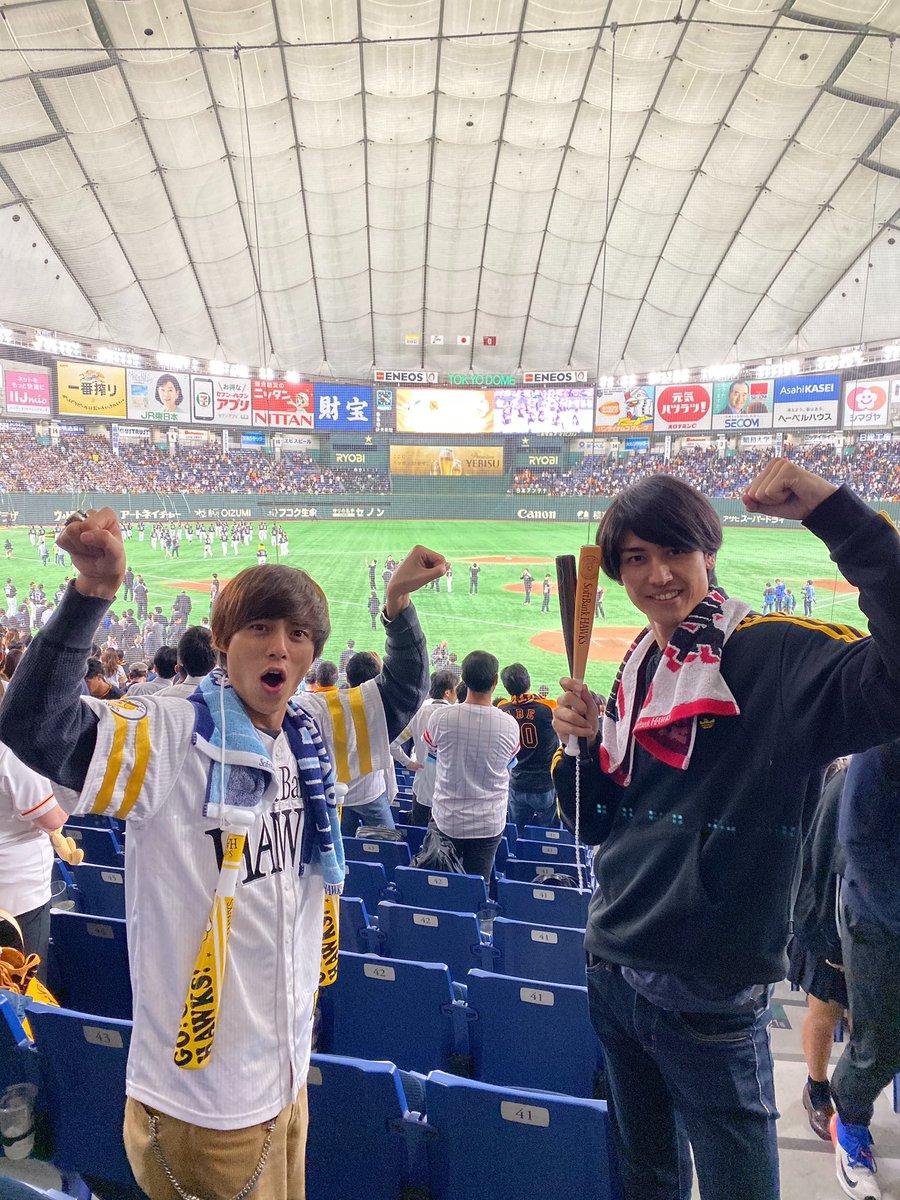 福岡ソフトバンクホークス日本一おめでとうございます!!3連覇!実は、観戦しておりましたー。生で日本一を観られるなんて思いもしなかったよぉー😭来年はリーグ優勝果たしましょう⚾️3150〜!!!