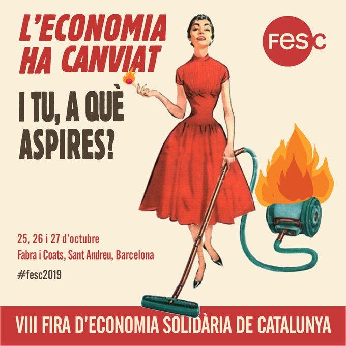 test Twitter Media - 🔴 Aquest cap de setmana @abd_ong estarem a la #FESC2019 @XES_cat   📅Els dies 25, 26 i 27 d'octubre 📌A la Fabra i Coats  No et perdis la Fira d'Economia Social i Solidària i vine a visitar-nos❗️ https://t.co/3dggc6XB6y