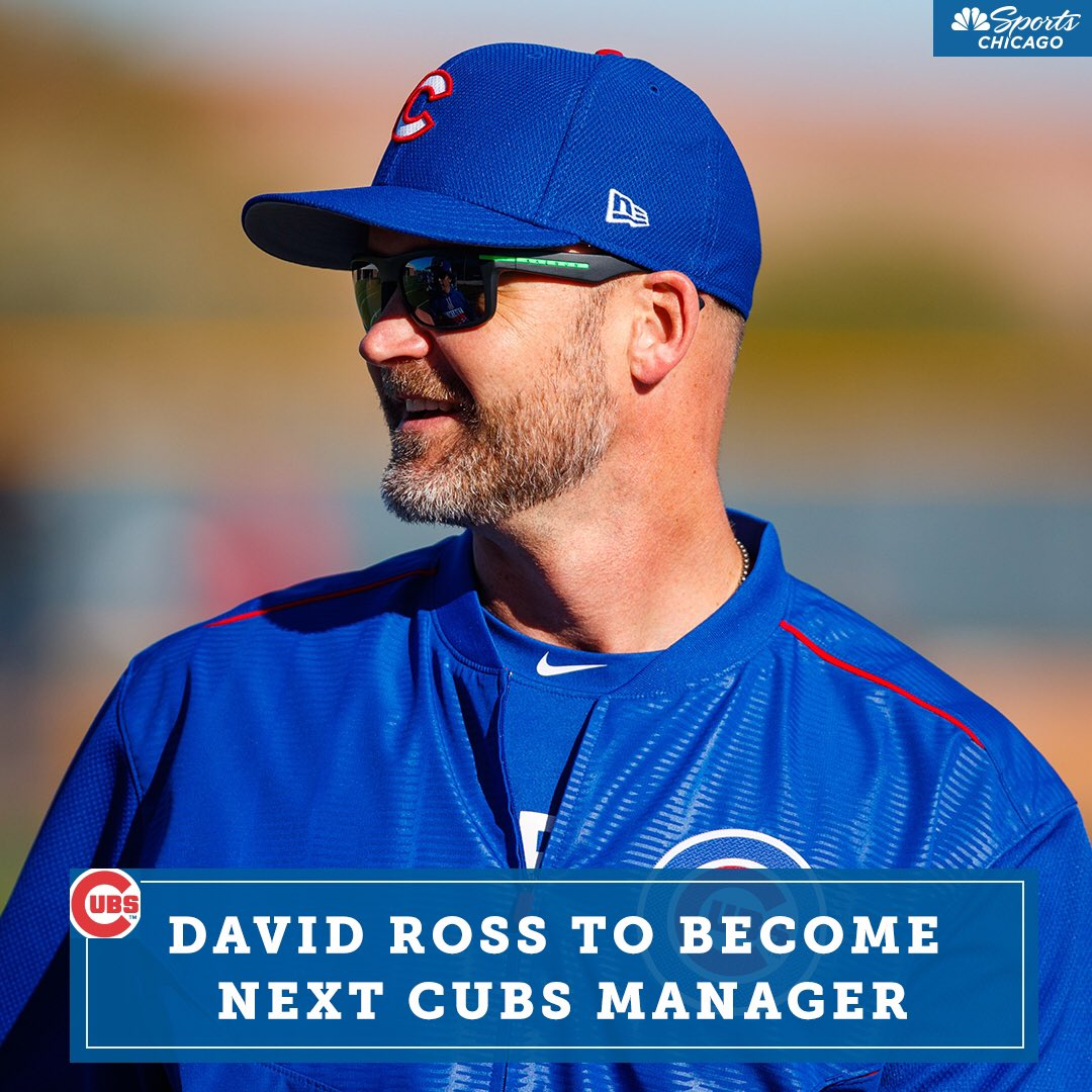 #wcr #cubs Is Davis Ross the right fit?
