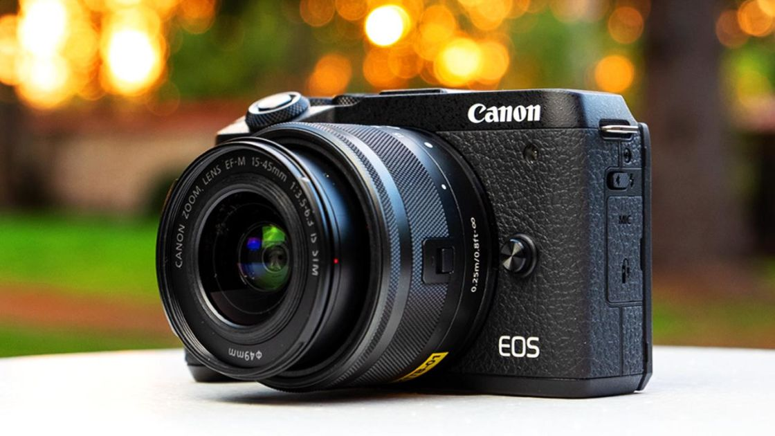 Canon M6 Mark II review: Incredible performance from a flawed flagship